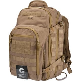 Barska Loaded Gear GX-600 Dark Earth Crossover Backpack|https://ak1.ostkcdn.com/images/products/11090216/P18097011.jpg?impolicy=medium
