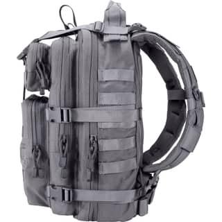 Barska Loaded Gear GX-400 Grey Crossover Backpack|https://ak1.ostkcdn.com/images/products/11090219/P18097013.jpg?impolicy=medium