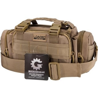 Barska Loaded Gear GX-100 Crossover Ranger Pack (Dark Earth)