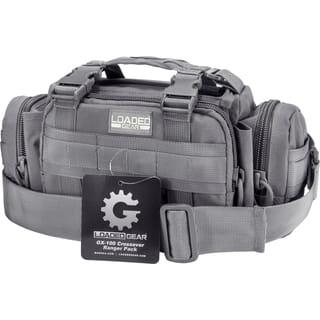 Barska Loaded Gear GX-100 Crossover Ranger Pack (Grey)