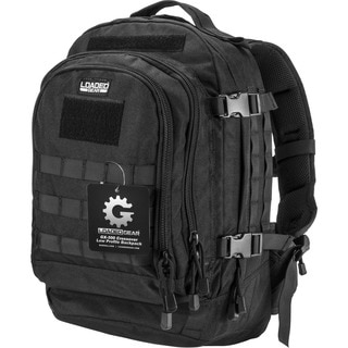 Barska Loaded Gear GX-500 Black Crossover Backpack