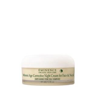 Eminence Monoi Age Corrective 2-ounce Night Cream for Face & Neck