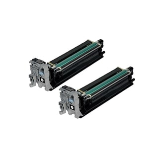 2-pack Compatible A03100F Laser Drum Cartridge For QMS Magicolor 4650 5550 5570 (Pack of 2 )