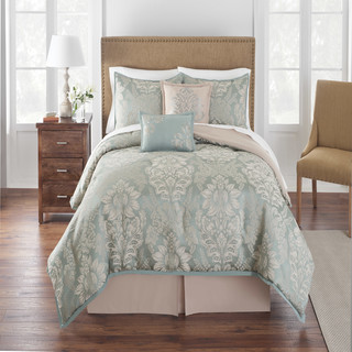 Grand Patrician Brighton 6-piece Comforter Set
