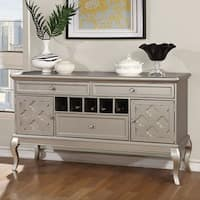 Furniture of America Valencia Dining Buffet Server