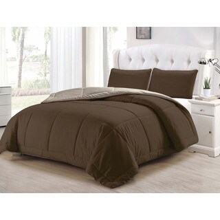 Samantha All Season Reversible 3-piece Comforter Set