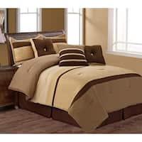 Callistro Luxury 7-piece Queen Comforter Set