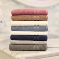 Laurel Creek Bertha Turkish Cotton Terry Bath Towel