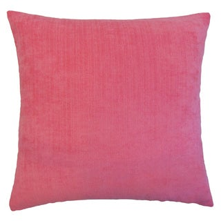 Rafiya Outdoor Down and feather Filled 18-inch Throw Pillow