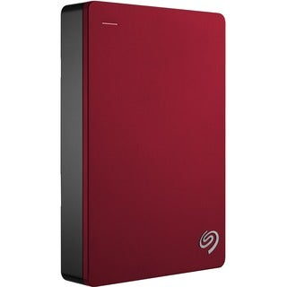 "Seagate Backup Plus STDR4000902 4 TB 2.5"" External Hard Drive - Porta"