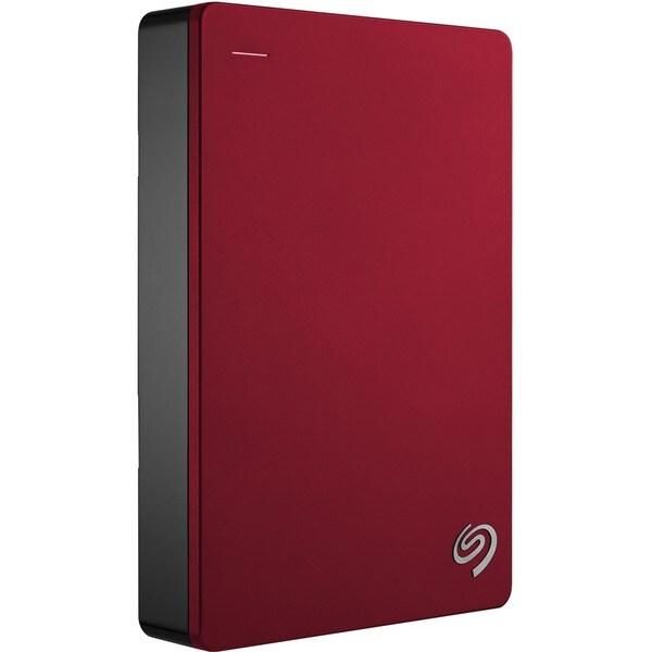"Seagate Backup Plus STDR4000902 4 TB 2.5"" External Hard Drive - Porta"