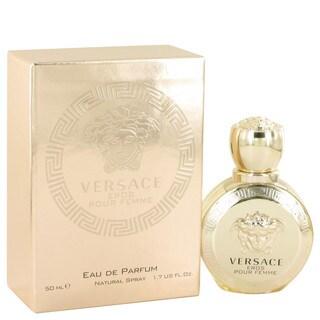 Versace Eros Pour Femme Women's 1.7-ounce Eau de Parfum Spray