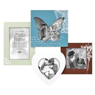 Selections by Chaumont Maderia Decor I 4 Photo Wall Frame