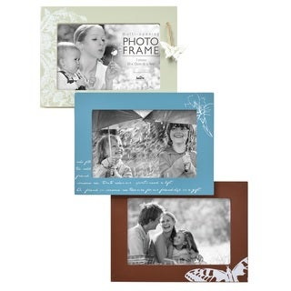 Selections by Chaumont Madeira Décor III 3 Photo Wall Frame