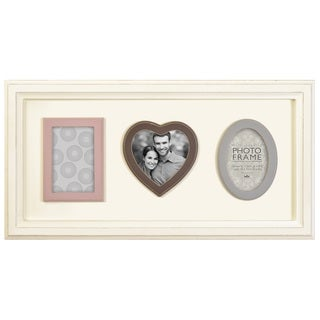 Selections by Chaumont Maderia IX 3 Photo Wall Frame