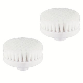 Spin for Perfect Skin Replacement Cleansing Brush Heads (Set of 2)