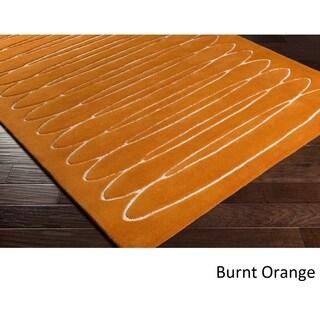 Home Hand Tufted Yate Wool Rug (8' x 10')