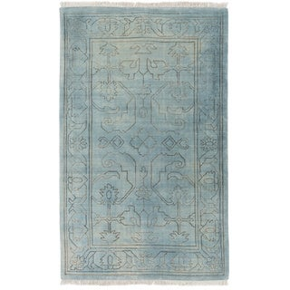 Hand Loomed Alvarado Wool Rug (8' x 10')