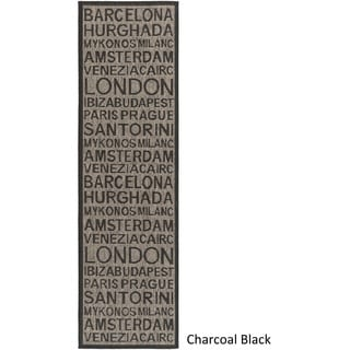 Meticulously Woven Amsterdam Rug (2'3 x 7'9)