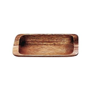 Pacific Merchants Acacia Wood Appetizer Tray