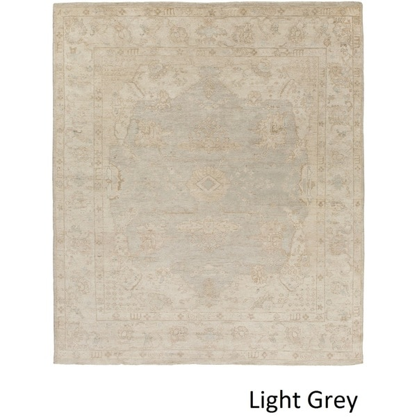 Hand Knotted Annes Wool Rug (2' x 3')