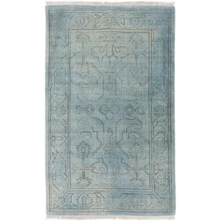 Hand Loomed Alvarado Wool Rug (2' x 3')