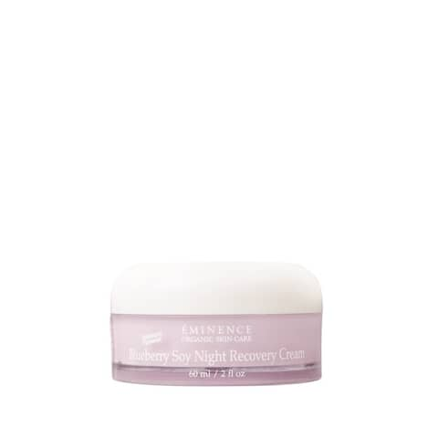 Eminence Blueberry Soy 2-ounce Night Recovery Cream