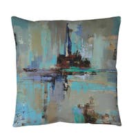 Fjord Throw or Floor Pillow
