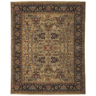 Bethany Camel Traditional Hand-knotted Rug (2' x 3') - 2' x 3'