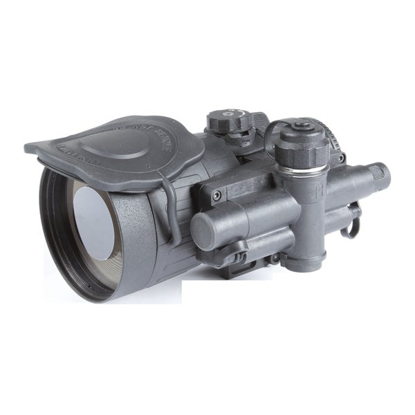 Armasight CO-X QS MG Night Vision Medium Range Clip-On System (Gen 2+ Quick Silver White Phosphor with Manual Gain)