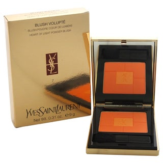 Yves Saint Laurent Blush Volupte Heart of Light Powder Blush # 07 Rebelle