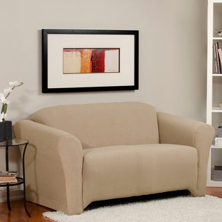 QuickCover Jubilee Diamond Stretch 1-Piece Sofa Slipcover