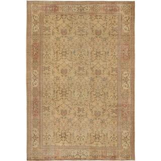 ecarpetgallery Anatolian Sun Wash Beige Wool Rug (6'10 x 10')