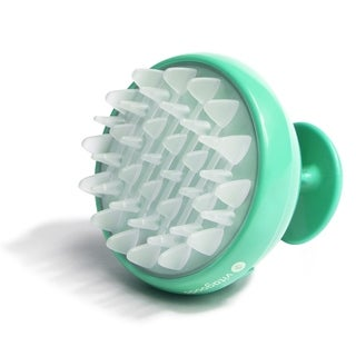 Vibrating Scalp Massaging Shampoo Brush
