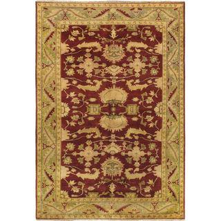ecarpetgallery Chobi Finest Red Wool Rug (6'3 x 9'1)