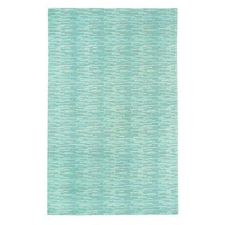 Hand Knotted Kevin O'Brien Sori Rectangle Rug (8' x 11')