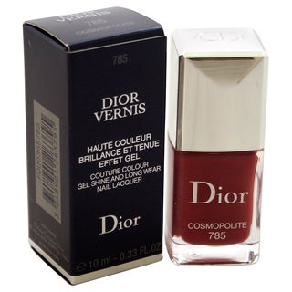 Dior Vernis Couture Colour Gel Shine Long Wear Nail Lacquer 785 Cosmopolite