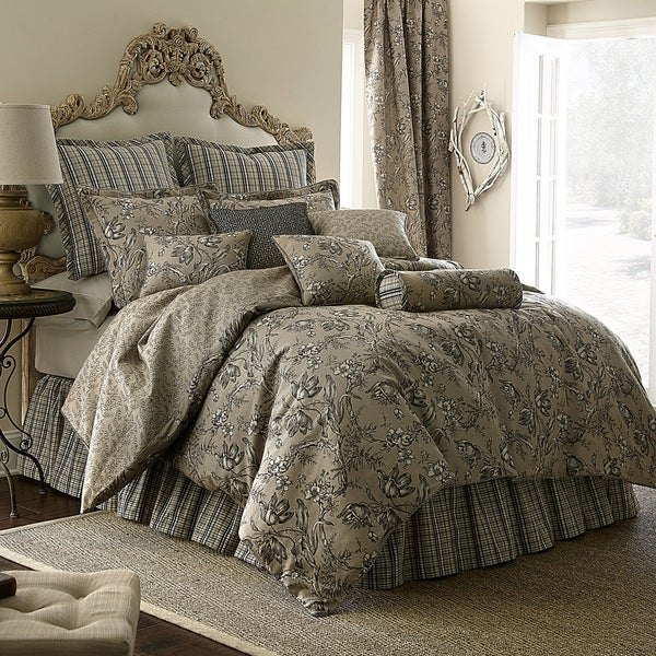 Chaumont 4-piece Comforter Set by Rosetree