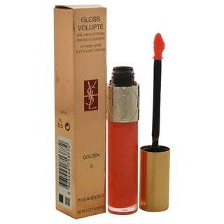 Yves Saint Laurent Volupte # 03 Rose Fusion Lip Gloss