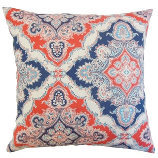 Idola Outdoor Down and Feather-filled 18-inch Throw Pillow