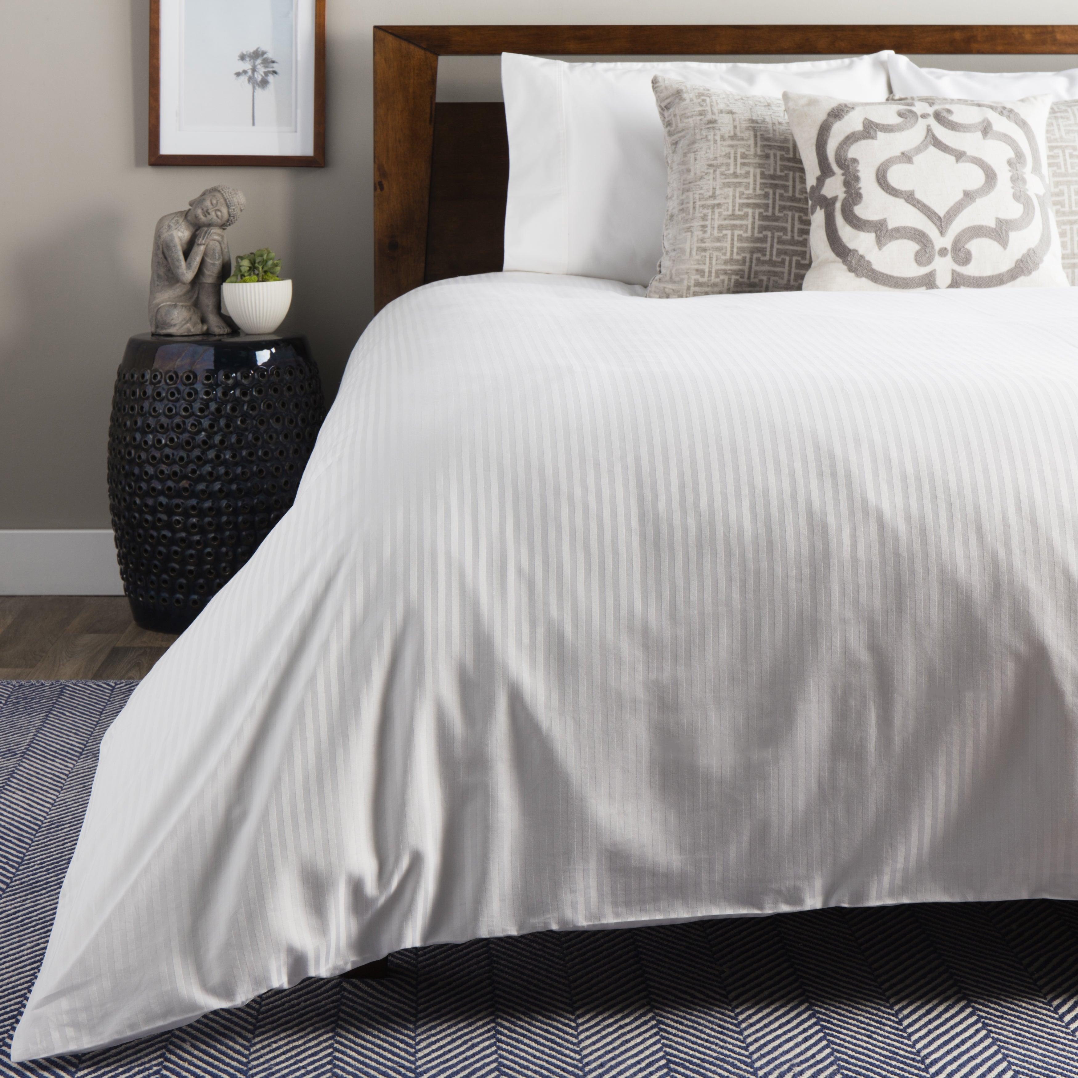 Duvet Set All Solid Colors /& Sizes 1000 TC 100 Percent Best Egyptian Cotton