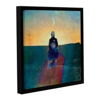 ArtWall Elena Ray 'Celestial Soul' Gallery-wrapped Floater-framed Canvas - Multi