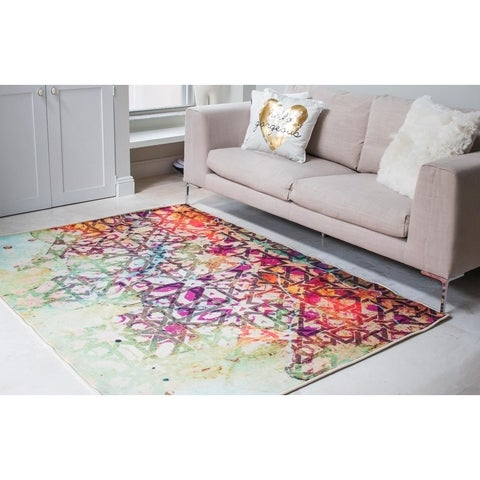 Oliver Gal 1001 Nights Rug - 5' x 8'
