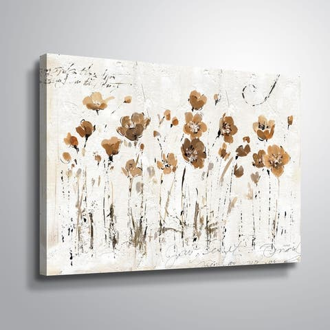 ArtWall Lisa Audit's Abstract Balance VI, Gallery Wrapped Canvas