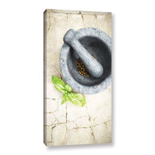ArtWall Cynthia Decker 'Culinary 3' Gallery-wrapped Canvas