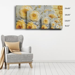 ArtWall Lisa Audit's Sunshine, Gallery Wrapped Canvas