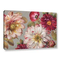 ArtWall Lisa Audit's Classically Beautiful I, Gallery Wrapped Canvas