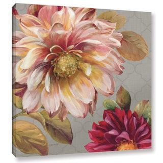 ArtWall Lisa Audit's Classically Beautiful III, Gallery Wrapped Canvas