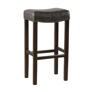 Kai 31-inch Backless Barstool by Kosas Home