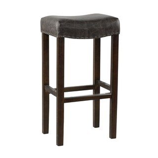 Kai 31-inch Backless Barstool by Kosas Home